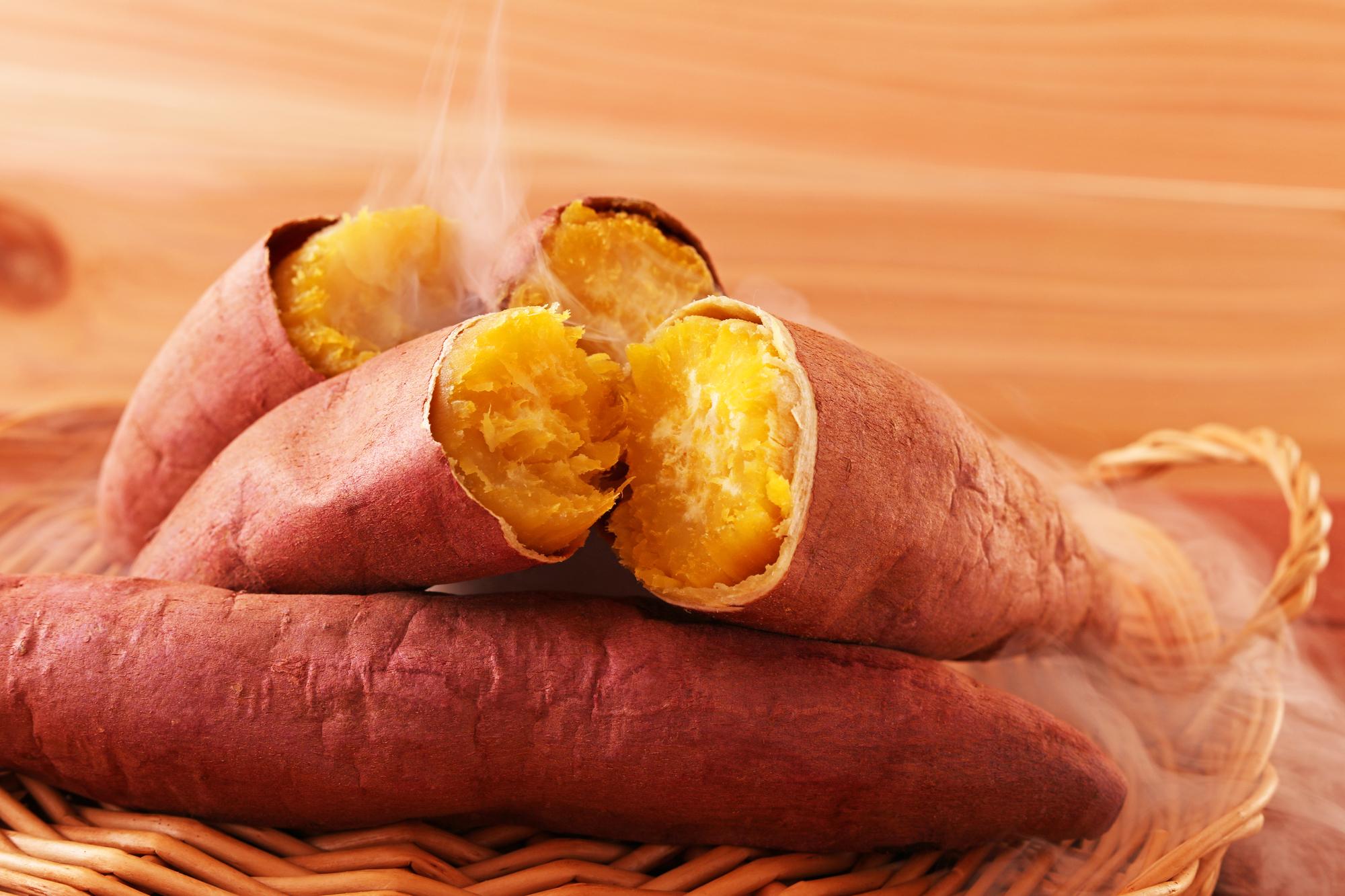 甘くて美味しいサツマイモで、秋を存分に味わおう!
